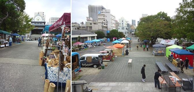 名古屋 西別院「なごやか縁日」に「研ぎや大須」が出店