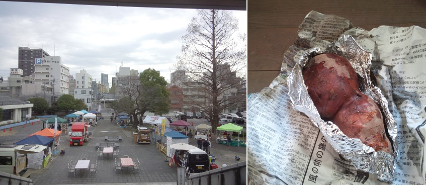 名古屋西別院 なごやか縁日